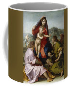 Madonna Della Scala. Virgin Of The Stairs Coffee Mug