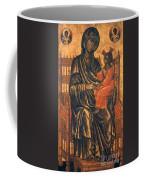 Madonna Icon, 13th Century Coffee Mug