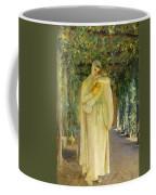 Madonna Of The Arbor Coffee Mug