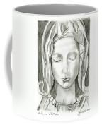 Madonna Of The Pieta Coffee Mug by John Keaton