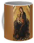 Madonna With Angels 1410 Coffee Mug