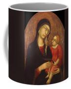 Madonna With Child Coffee Mug