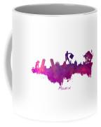 Madrid Skyline City Coffee Mug