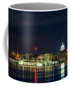 Madtown Skyline Coffee Mug