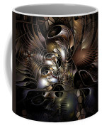 Maelstrom In The Myringa Coffee Mug