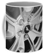 Mustang Mag Wheel Coffee Mug