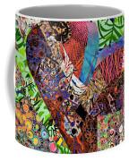 Magazine Art Coffee Mug