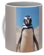 Magellanic Penguin In Argentina Coffee Mug