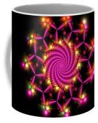 Magenta Mosaica Coffee Mug