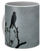 Magestic Crow Coffee Mug