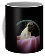 Maggie In A Basket Coffee Mug