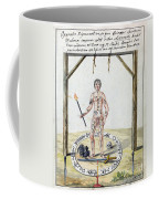Magic Circle Ritual, 18th Century Coffee Mug