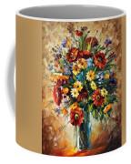Magic Flowers Coffee Mug