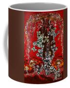 Magic Frogs Rising Coffee Mug by Carol Law Conklin