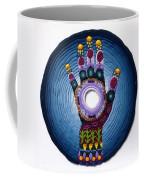Magic Hand Coffee Mug by Arla Patch