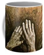 Magic Hands Coffee Mug