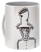Magic Hat Coffee Mug