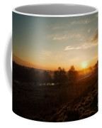 Magic Hour At Chasewater Coffee Mug