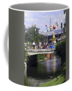Magic Kingdom Scene Coffee Mug