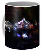 Magic Mountain Lake Coffee Mug
