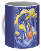 Magic Mushrooms Coffee Mug