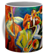 Magic Music Coffee Mug by Leon Zernitsky
