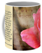 Magic Of Music Coffee Mug