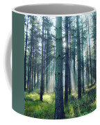 Magic Sunbeams Coffee Mug