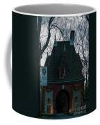 Magical Christmas Biltmore Entrance Coffee Mug