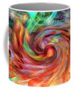 Magical Energy Coffee Mug by Linda Sannuti