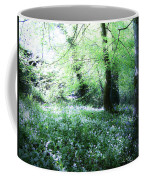 Magical Forest At Blarney Castle Ireland Coffee Mug