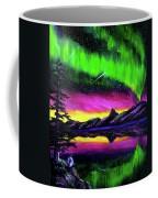 Magical Night Meditation Coffee Mug