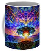 Magical Tree And Sun 2 Coffee Mug