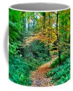 Magical Woodland Walk Coffee Mug