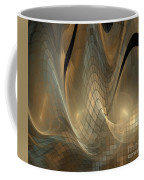 Magnetic Sand Fields Coffee Mug