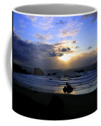 Magnificent Bandon Sunset Coffee Mug