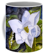 Magnolia 2 Flower Art Coffee Mug