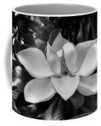 Magnolia Bloom B/w Coffee Mug