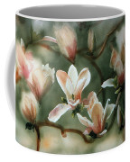 Magnolias In Bloom Coffee Mug