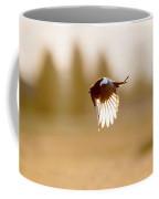 Magpie Wings Of Light Coffee Mug