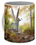 Mahli Coffee Mug by Brandy Woods