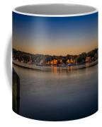 Mahone Bay From Oakland Coffee Mug