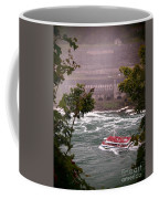 Maid Of The Mist Canadian Boat Coffee Mug