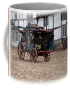 Mail Coach At Lacock Coffee Mug by Paul Gulliver