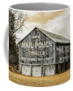 Mail Pouch Barn - Us 30 #3 Coffee Mug