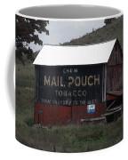 Mail Pouch Tobacco Barn Coffee Mug