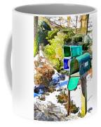 Mailbox Coffee Mug