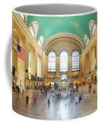 Main Hall Grand Central Terminal, New York Coffee Mug