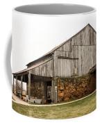 Main Part Of Amana Farmer's Market Barn Amana Ia Coffee Mug