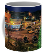 Main Street Christmas Coffee Mug